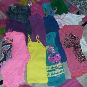 Girl clothes